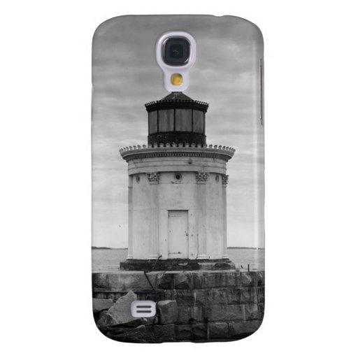 Portland Breakwater Lighthouse 3 Galaxy S4 Cases
