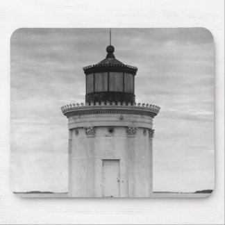 Portland Breakwater Lighthouse 3 Mouse Pad