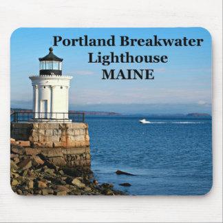 Portland Breakwater Lighthouse, Maine Mousepad