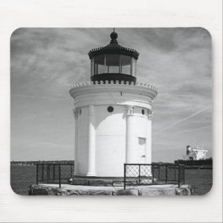 Portland Breakwater Lighthouse Mouse Pad