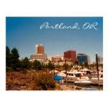 Portland by the River Postcard
