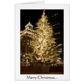 Portland Christmas Card