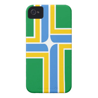 portland city flag case united states of america Case-Mate iPhone 4 cases