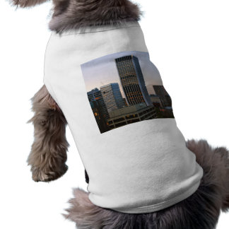 Portland City Skyline at Dusk Shirt