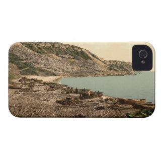 Portland Cove, Dorset, England iPhone 4 Case-Mate Cases