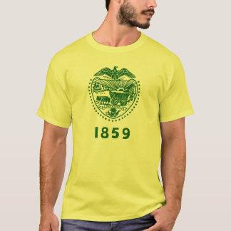Portland Football State of Oregon Seal T-shirt