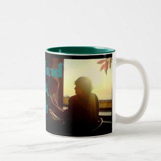Portland..Fraz&Beefy Two-Tone Coffee Mug