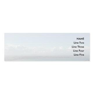 Portland Harbour. Dorset, UK. Business Cards