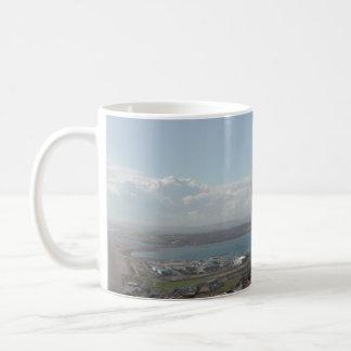 Portland Harbour. Dorset, UK. Coffee Mug