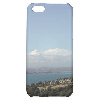 Portland Harbour. Dorset, UK. Cover For iPhone 5C
