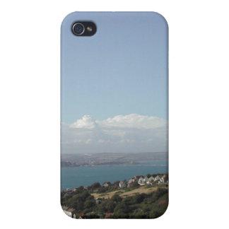 Portland Harbour. Dorset, UK. iPhone 4 Cover