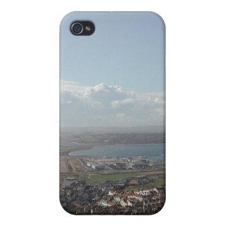 Portland Harbour. Dorset, UK. iPhone 4/4S Covers