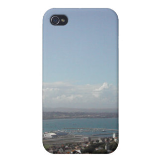Portland Harbour. Dorset, UK. Cover For iPhone 4