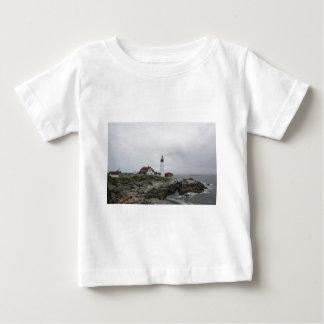 Portland Head Light 2 Baby T-Shirt