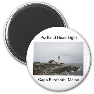 Portland Head Light 2 Magnet