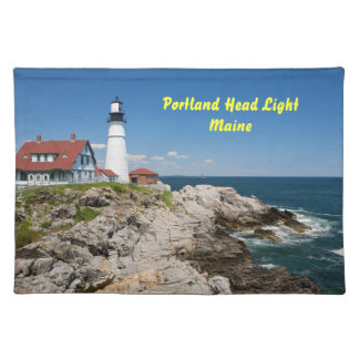 Portland Head Light American MoJo Placemat
