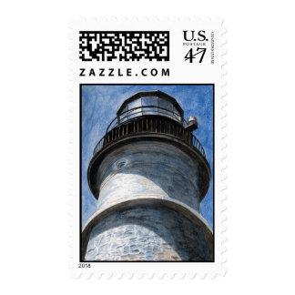 Portland Head Light Beacon Postage Stamp