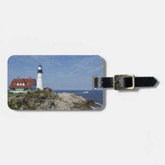 Portland Head Light, Cape Elizabeth,Maine, Bag Tag