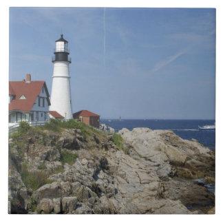 Portland Head Light, Cape Elizabeth,Maine, Ceramic Tile