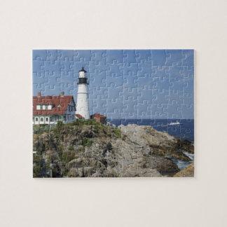 Portland Head Light, Cape Elizabeth,Maine, Puzzle