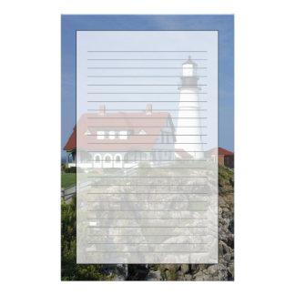 Portland Head Light, Cape Elizabeth,Maine, Stationery