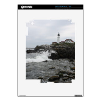 Portland Head Light Decal For The iPad 2