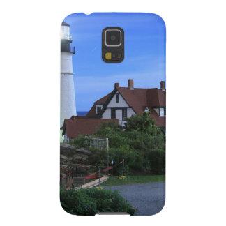 Portland Head Light Lighthouse Cases For Galaxy S5