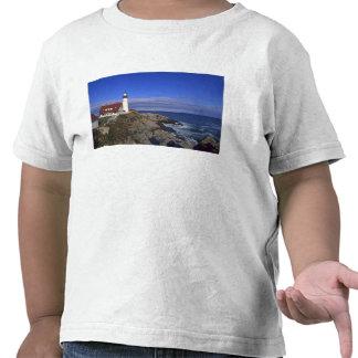 Portland Head Light Lighthouse Maine T Shirts