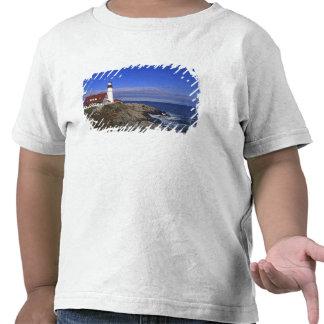 Portland Head Light Lighthouse Maine T-shirts