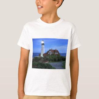Portland Head Light Lighthouse T-Shirt