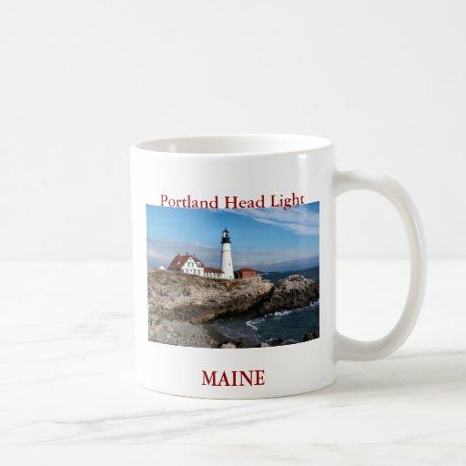 Portland Head Light, Maine mug