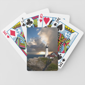 Portland Head Light, Maine Playing Cards