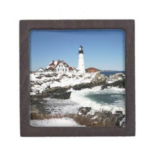 Portland Head Light Premium Gift Box