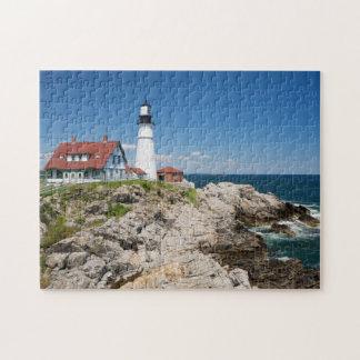 Portland Head Light Puzzle