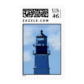 Portland Head Light Tower Postage Stamps