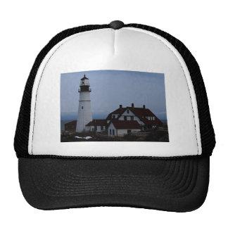 Portland Head Lighthou Trucker Hat