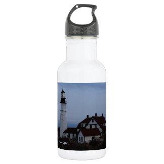 Portland Head Lighthou 18oz Water Bottle