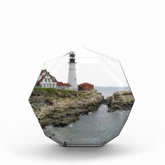 Portland Head Lighthouse Acrylic Award