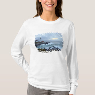 Portland Head Lighthouse at Sunrise T-Shirt