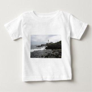 Portland Head Lighthouse Baby T-Shirt