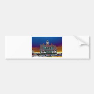 Portland Head Lighthouse Bumper Sticker