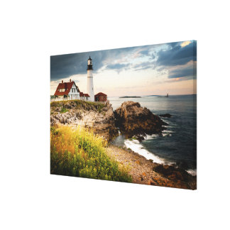 Portland Head Lighthouse | Cape Elizabeth, Me Canvas Print