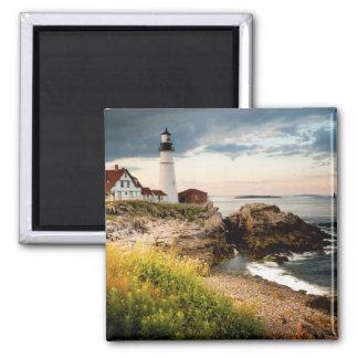 Portland Head Lighthouse | Cape Elizabeth, Me Magnet