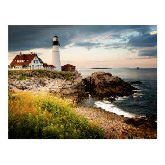 Portland Head Lighthouse | Cape Elizabeth, Me Postcard