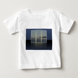 Portland Head Lighthouse Cut Up  v2 Baby T-Shirt