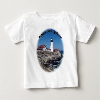 Portland Head Lighthouse Infant T-shirt