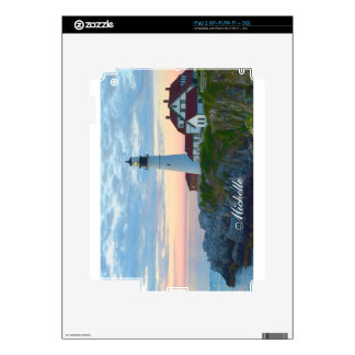 Portland Head Lighthouse iPad 2 Skin