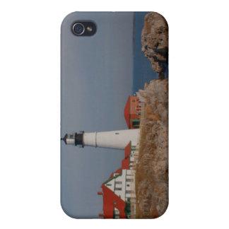 Portland Head Lighthouse Iphone 4 Case