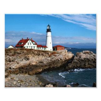 Portland Head Lighthouse, Maine Photo Print