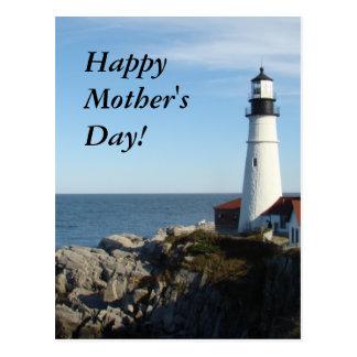 Portland Head Lighthouse Maine Postcard